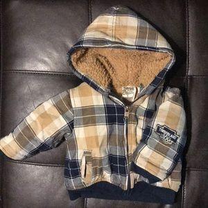 Timberland Jacket 6/9M Warm Winter Coat